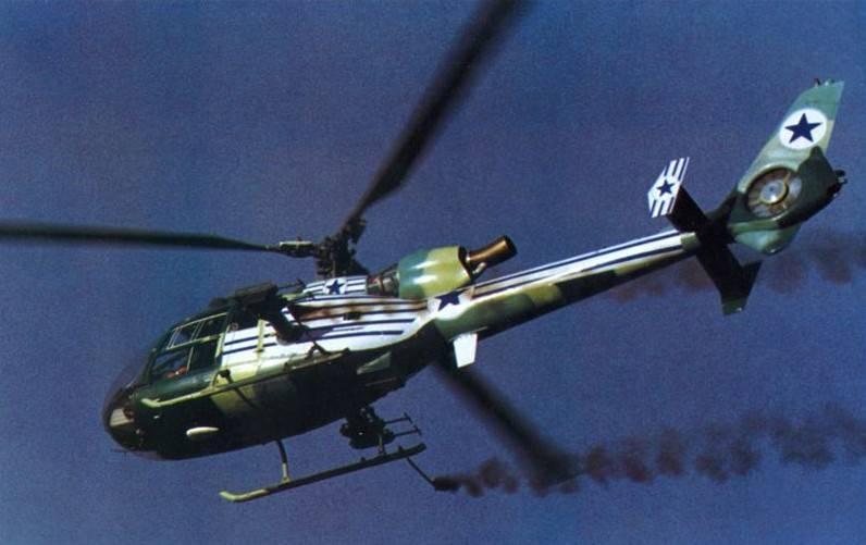中国/中国小羚羊武装直升机
