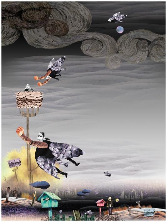 韩国插画5 美术 论坛 巴蜀网 传统文化,民俗风情,现代时尚