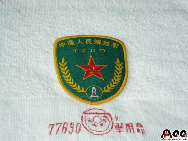 中国人民解放军的臂章