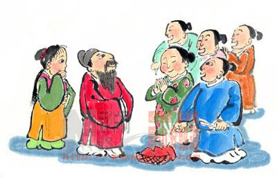 转发·苏东坡系列漫画故事之一:只认衣冠不认人 [复制链接] - 关东小子(不是好人) - 大 杂 院