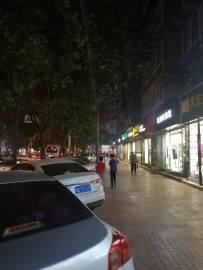 2019年9月30日双建路、明珠路夜景