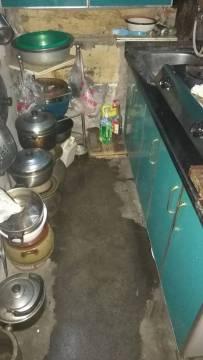 昨日岳母家厨房淌水了,准备换水管