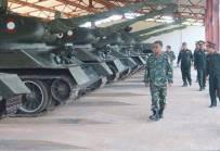 老挝T34坦克部队,坦克服役年龄长达七十年,比驾驶员年龄都长