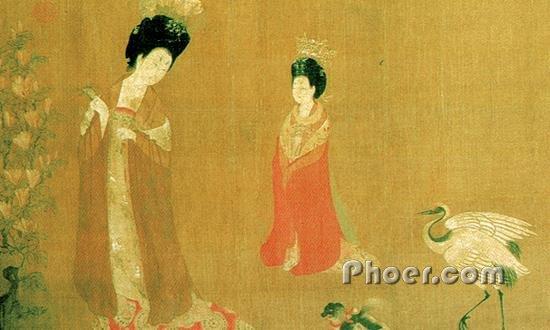 唐代绘画真迹 l 收藏 l 门户 l l 传统文化,民俗风情,现代时尚 高清图片