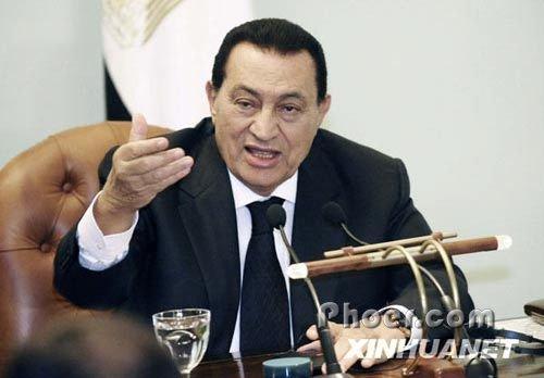 穆巴拉克然而,在穆巴拉克任职总统的第31个年头,埃及爆发了...