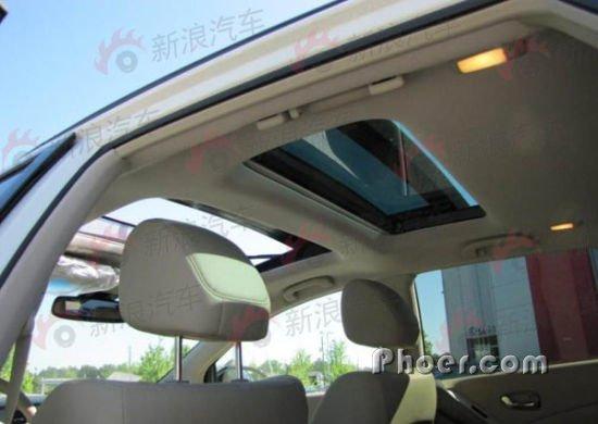 东风日产将引进国产高端SUV车型MURANO高清图片