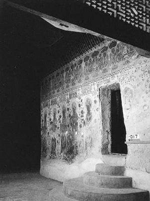 敦煌/藏经洞位于敦煌莫高窟第17窟