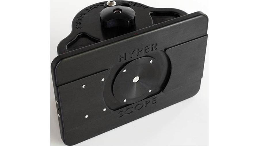 摄影师自制金属超宽幅针孔相机 画角达150度