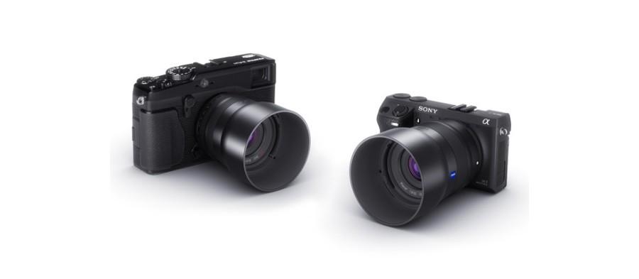传三支索尼NEX/富士X口蔡司镜头明年4月上市