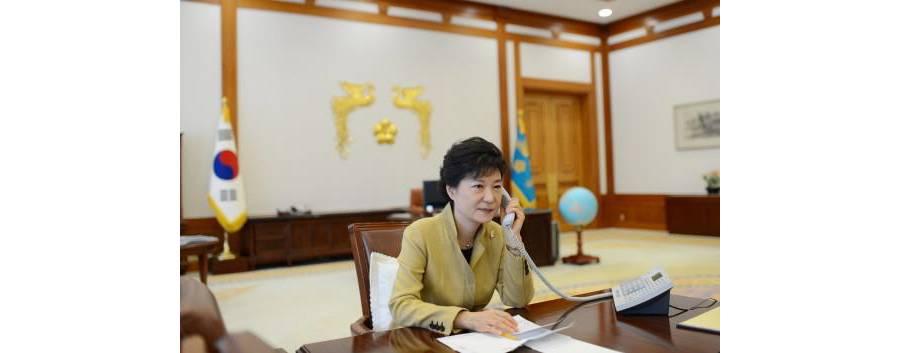 大妈自称朴槿惠亲戚能介绍青瓦台工作 骗教授百万