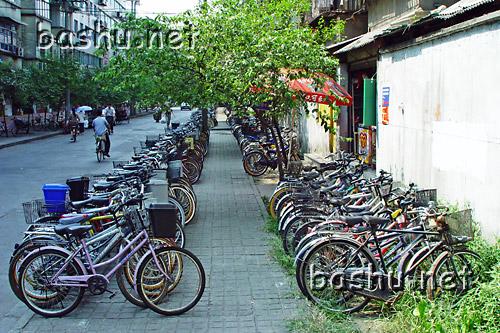 自行车停车场/楞伽庵街/雷康