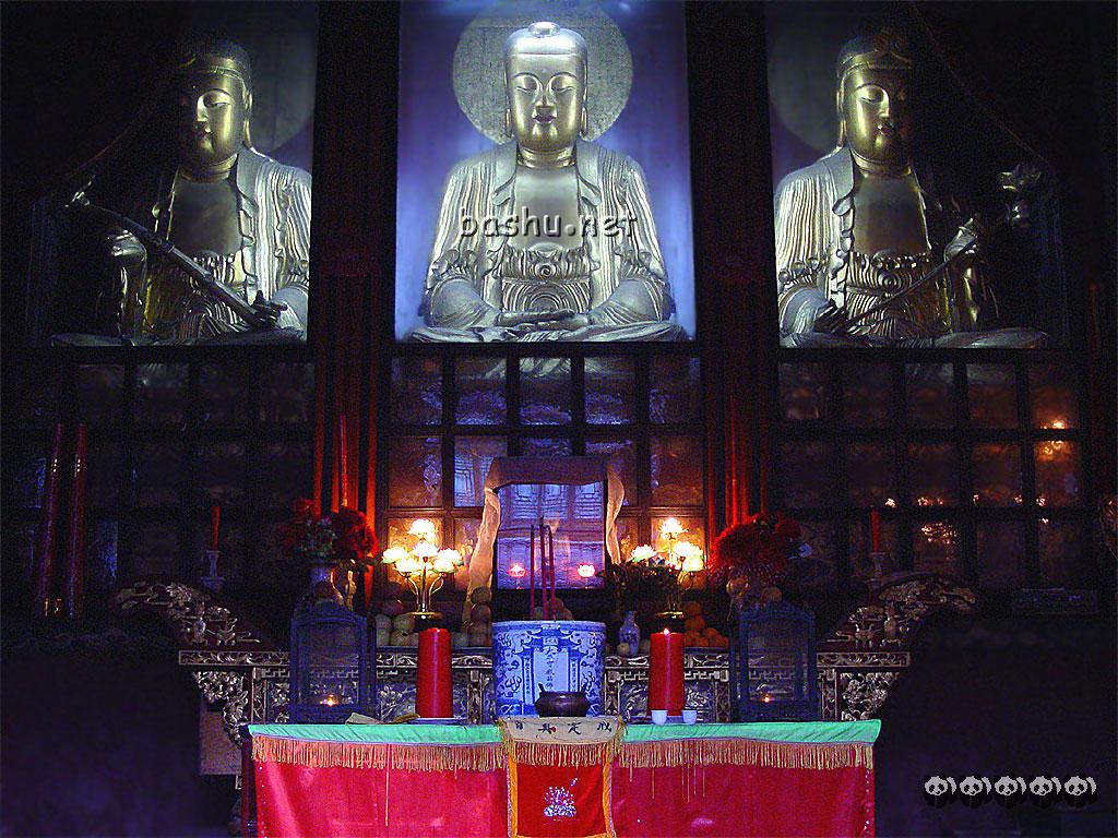华严三圣法相 - 正觉 - 正觉博客